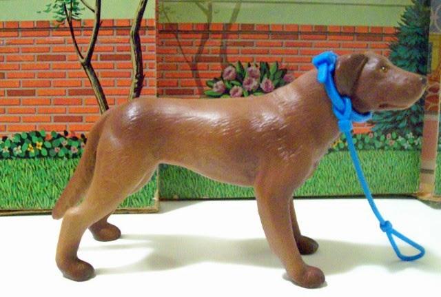 Profile of Lanard dog packed with I-Girl Paris