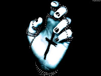 Gothic Hand - Dark Gothic Wallpapers