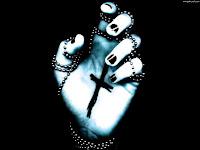 Gothic Hand - Dark Gothic Wallpapers