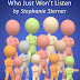 How to Say NO to People Who Just Won't Listen - Free Kindle Non-Fiction