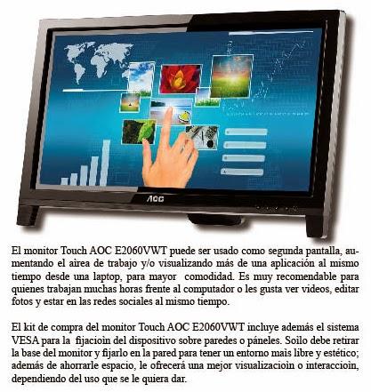 AOC-presenta-Colombia-nuevo-monitor-Smart-Touch