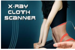 X-ray Cloth Simulation 1.0.2 for Android Free Download