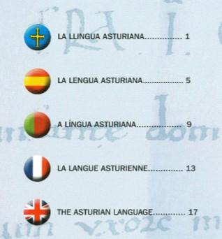 La Llingua Asturiana