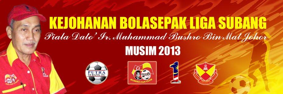 Liga Subang 2013