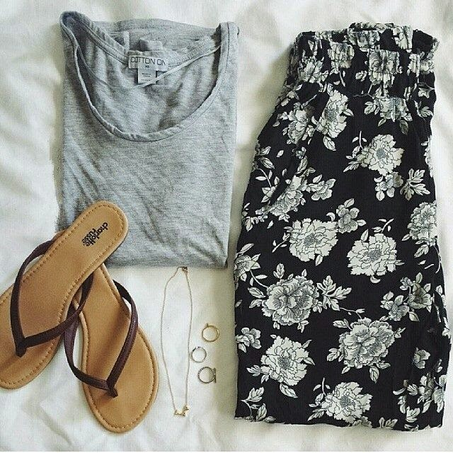 Latest Summer Outfits Ideas #5.