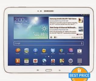 """Samsung Galaxy Tab 3 10.1"""" P5200 Harga 4,6 Jutaan"""
