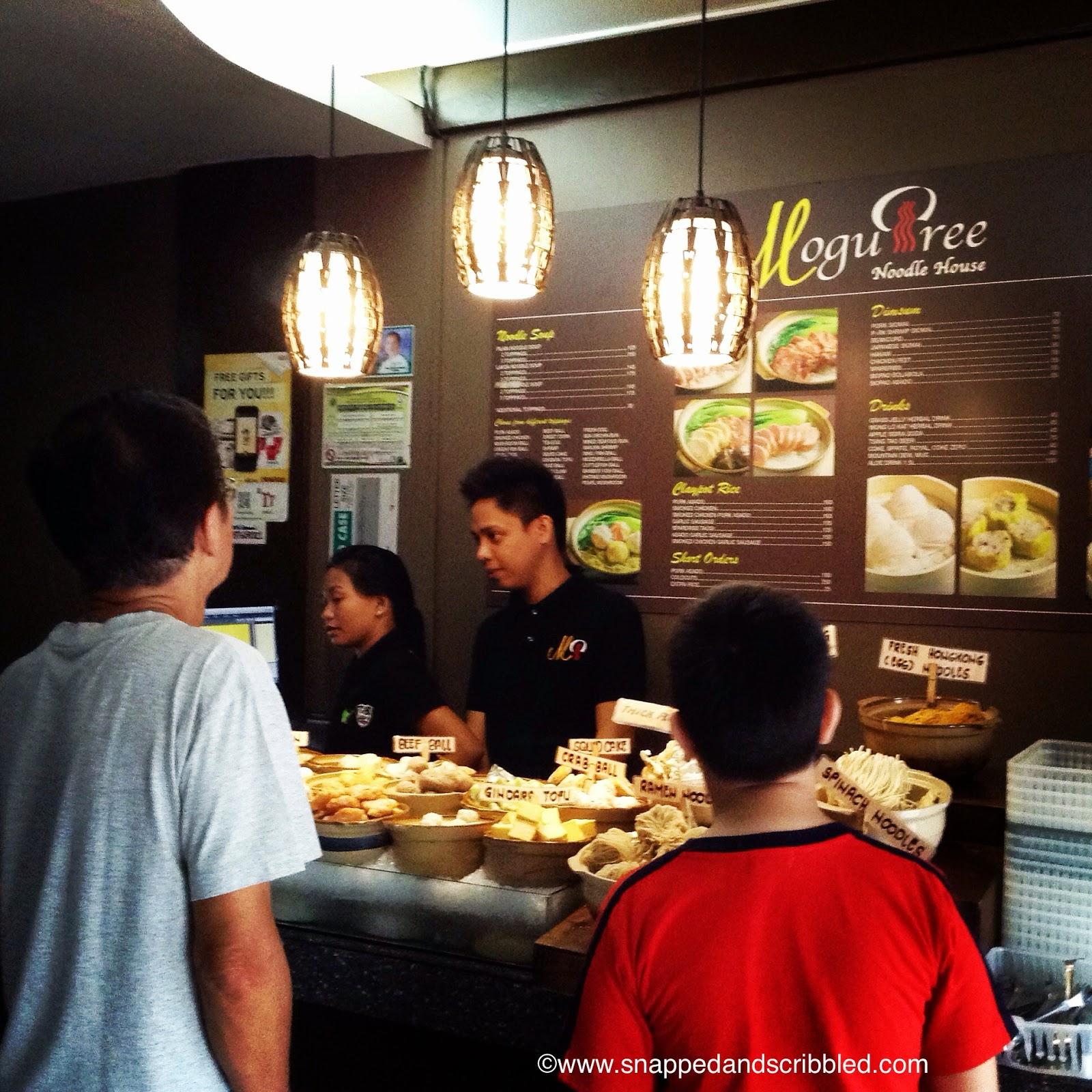 Where To Eat in Marikina: Mogu Tree Noodle House