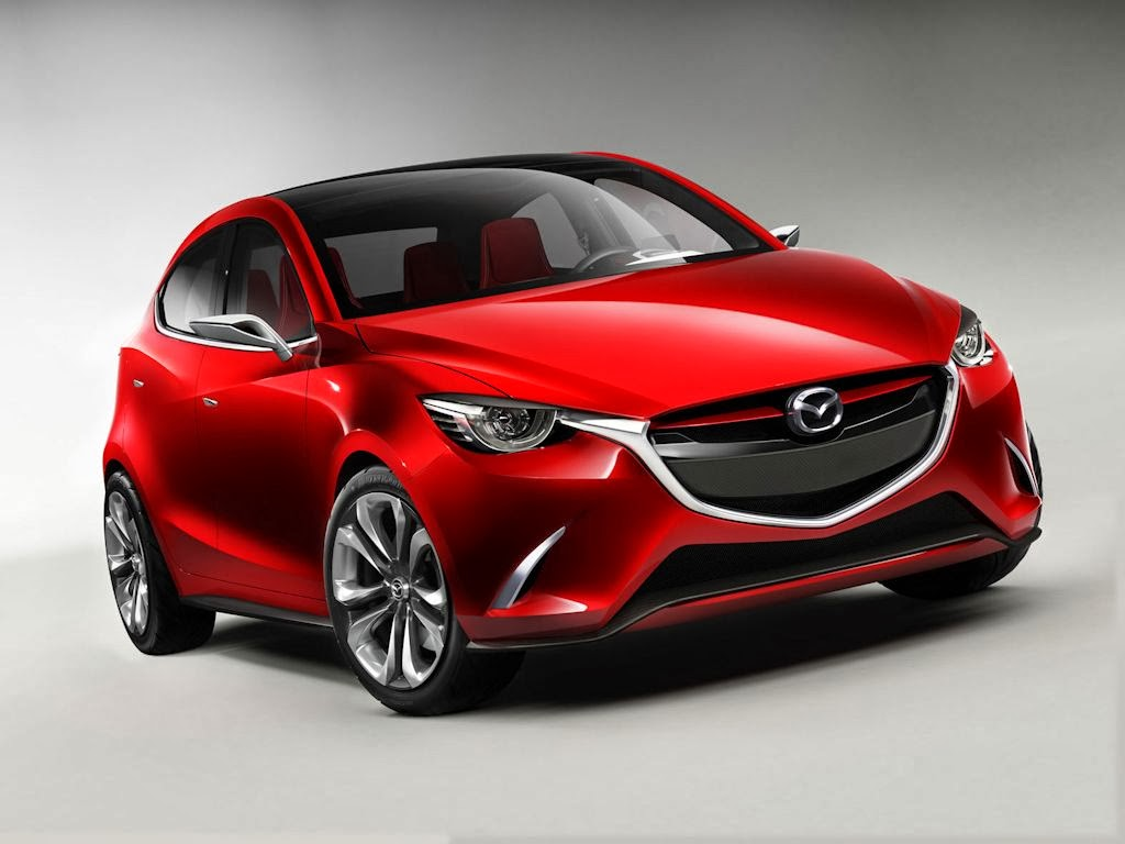 Mazda Hazumi Concept Points Clearly to All-New Mazda2 | Philippine ...
