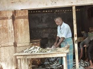 Kalpitiya au Sri Lanka