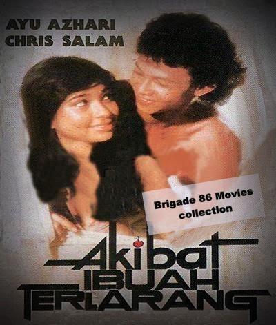 Brigade 86 Movies - Akibat Buah Terlarang (1984)