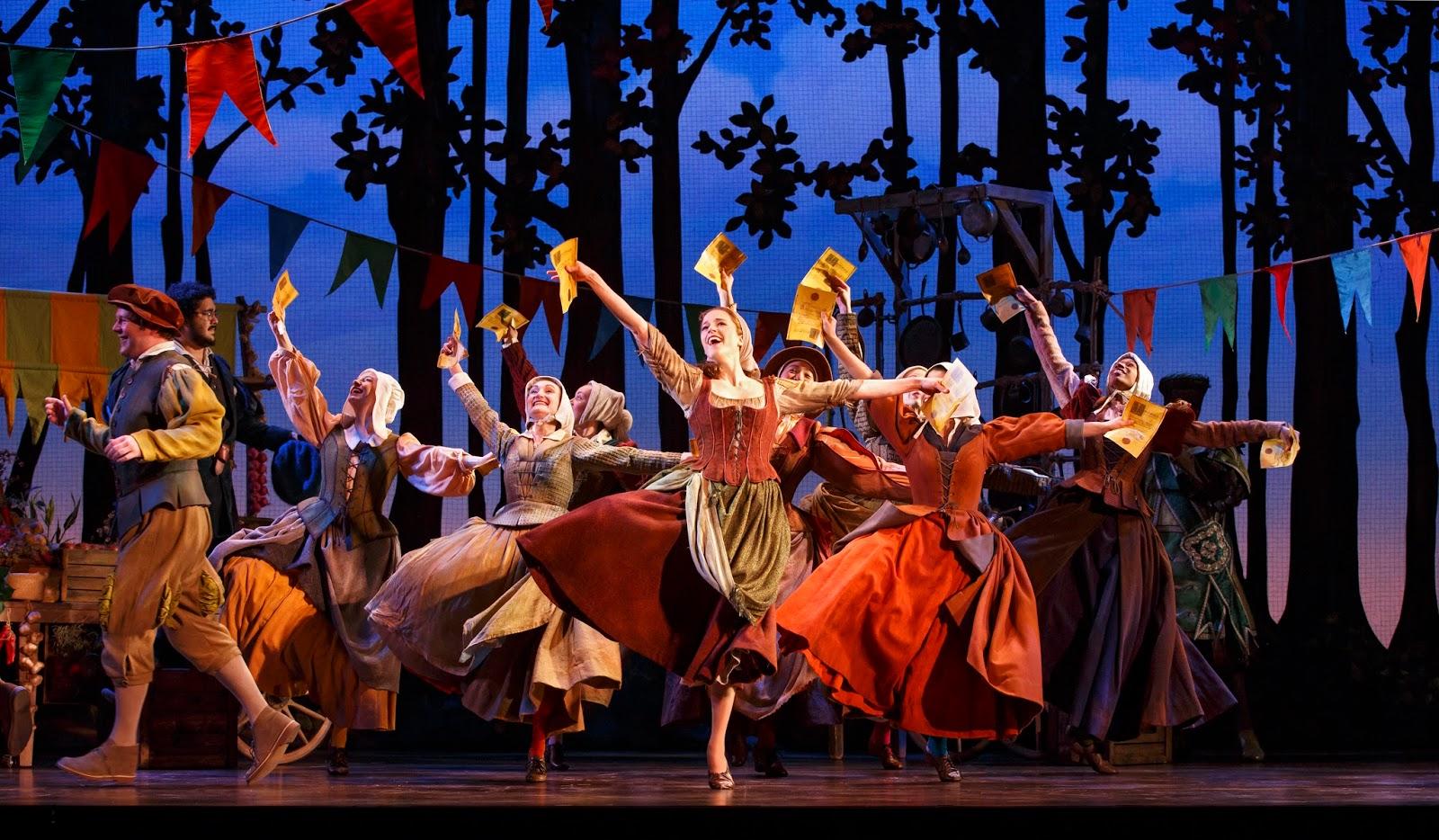 Broadway Buzz Bringing Rodgers Hammersteins Cinderella To