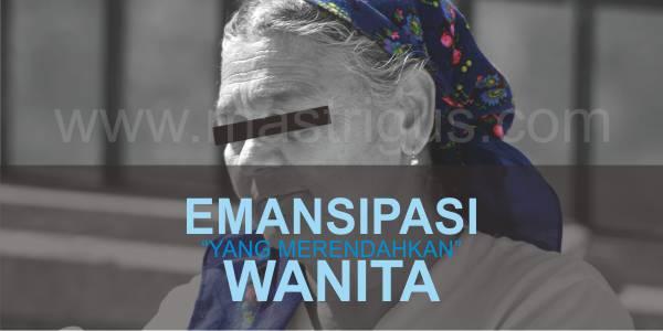 Ilustrasi: Emanasipasi Wanita