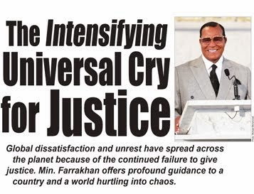 From the Final Call Newspaper