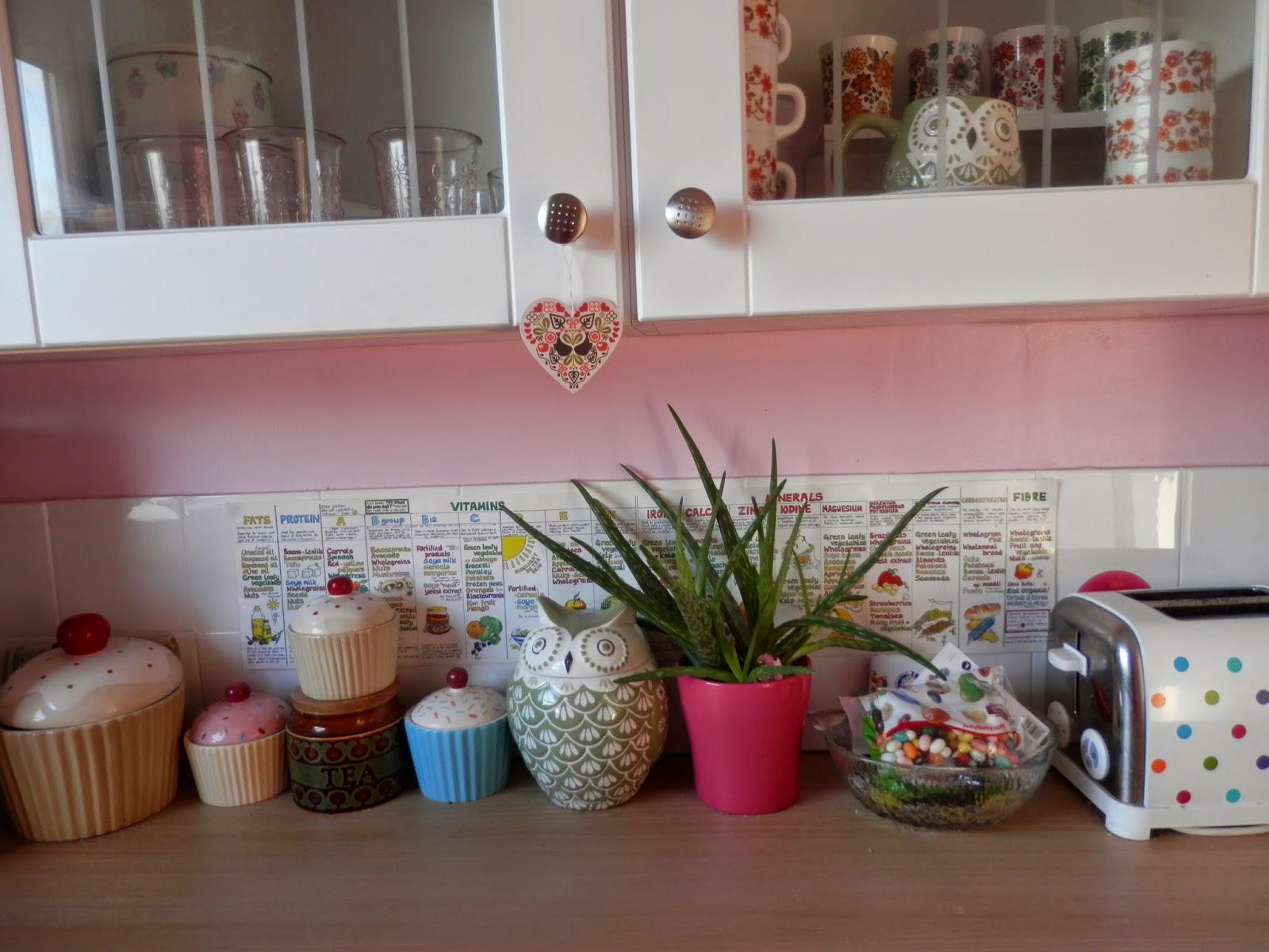 A tour of my little flat.  secondhandsusie.blogspot.com