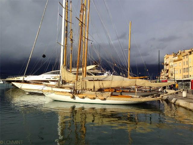 Le Port - St Tropez ©lovmint
