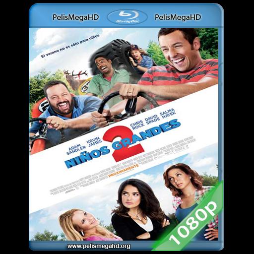 NIÑOS GRANDES 2 (2013) 1080P HD MKV INGLÉS SUBTITULADO