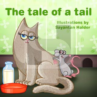 tail, rat, cat
