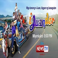 I JUANder June 19, 2013 (06.19.2013) Episode Replay