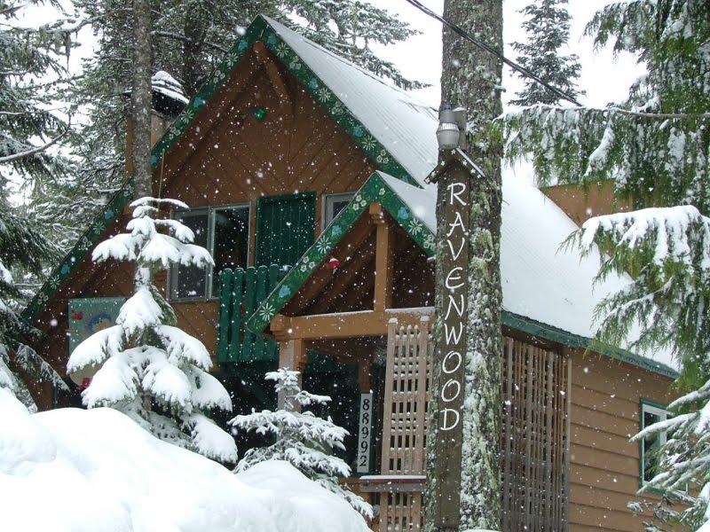 Ravenwood Cabin  Government Camp, Mt Hood OR 97028