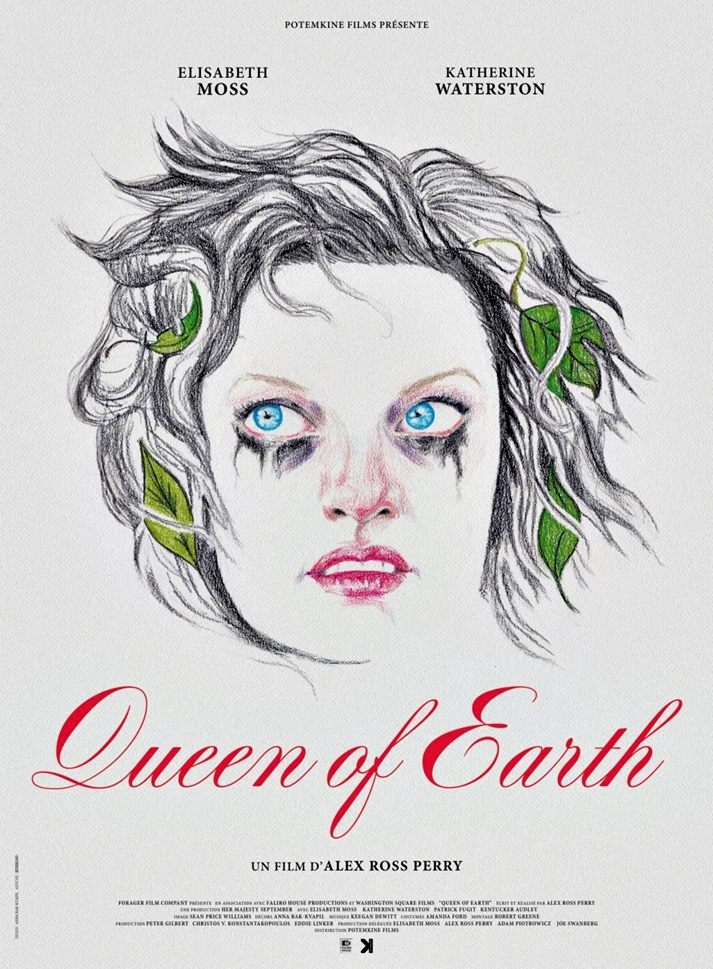 Póster: Queen of Earth
