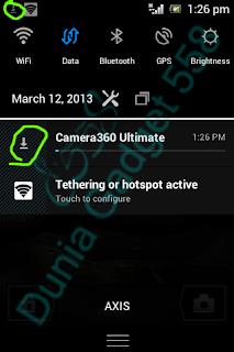 Install aplikasi Android lewat PC