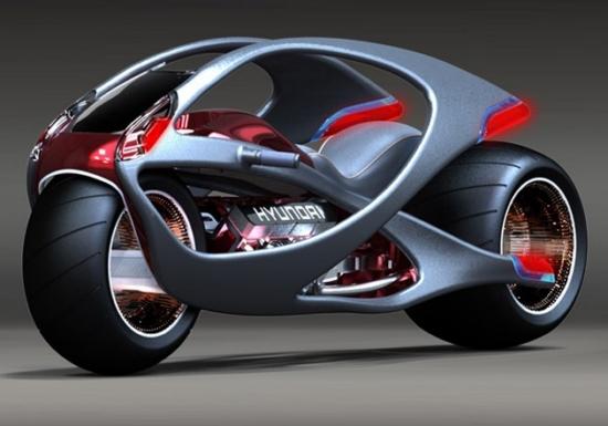 concept bikes 2012