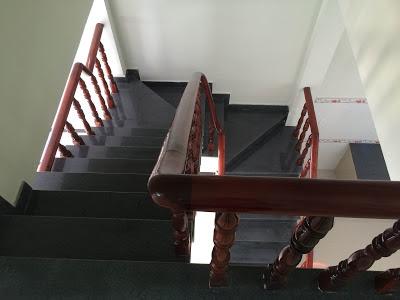 Cầu thang căn nhà