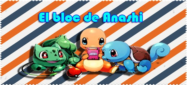 El bloc de Anashi