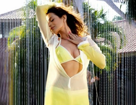 Ameesha Patel nude pic