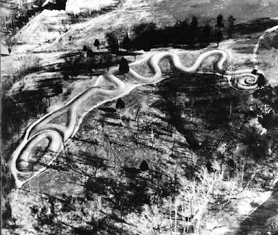 Serpent mound, effigy mound, Ohio, ancient man