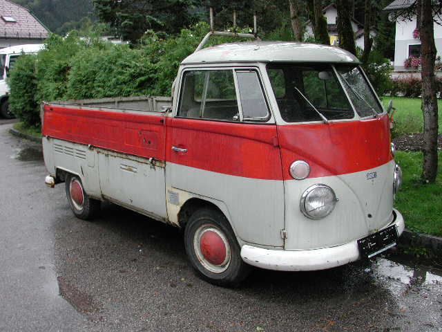 mx ex 1966 T1 single cab