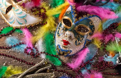 Máscaras de carnaval, carnaval en albacete, carnaval 2015, máscara para carnaval