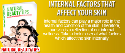 Internal Factors that Affect your Skin