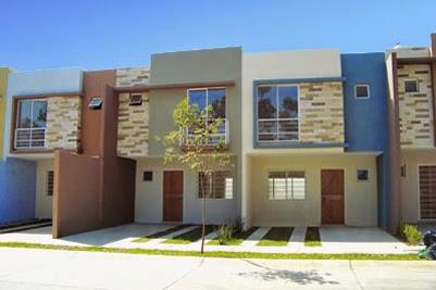 Fachadas de casas modernas fachadas modernas de casas en for Colores de pinturas exteriores de moda