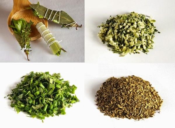 Hierbas aromaticas - Plantas aromaticas en la cocina ...