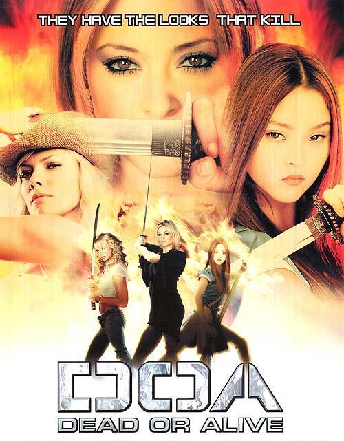 doa dead or alive full movie
