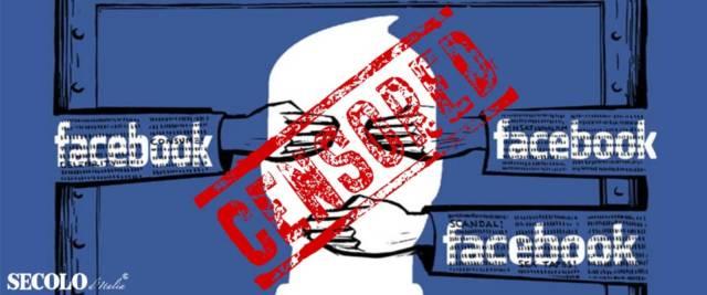 Facebook ci ostacola !
