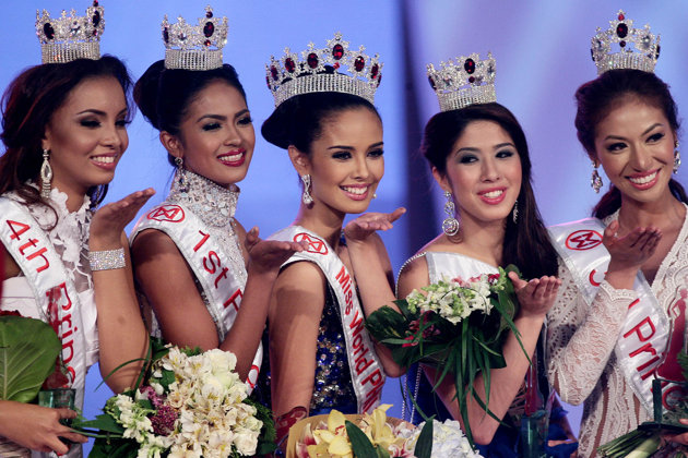 MEGAN YOUNG MISS WORLD PHILIPPINES 2013 i