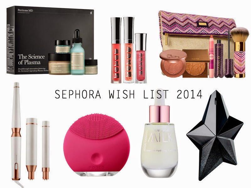 WISH LIST: SEPHORA VIB 20% SALE
