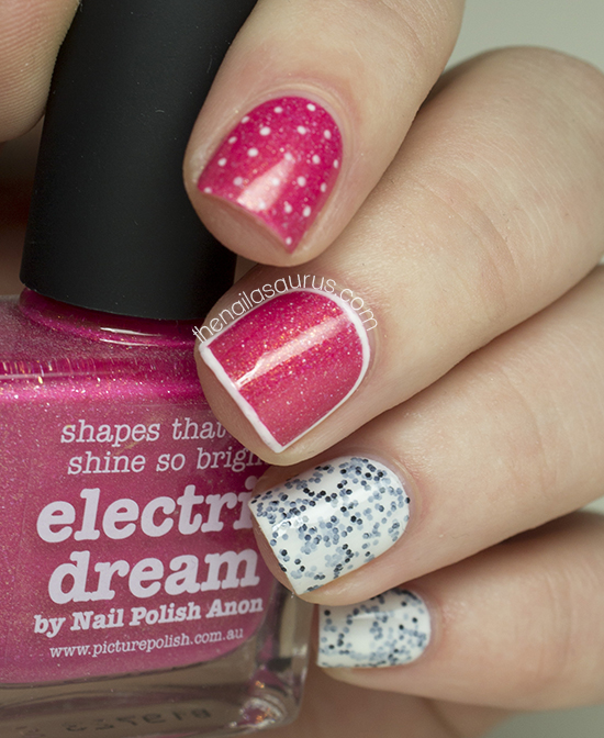 piCture pOlish Electric Dream