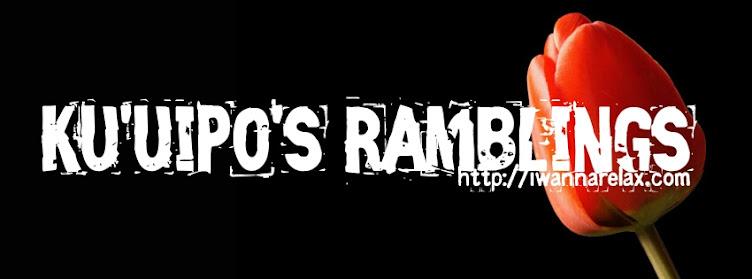 Ku'uipo's Ramblings