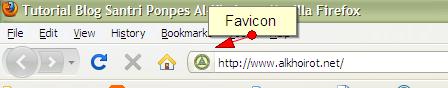 Favicon Blogger blogspot