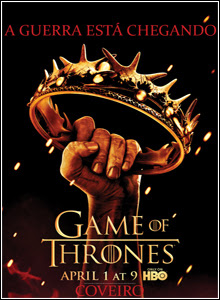 Download Game of Thrones 2ª Temporada Legendado e Dublado 2012
