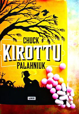 Chuck Palahniukin uusin romaani Kirottu
