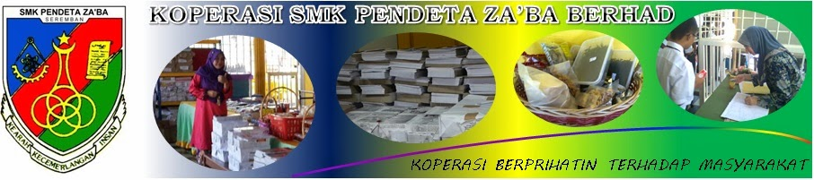 Koperasi SMK Pendeta Za'ba Berhad