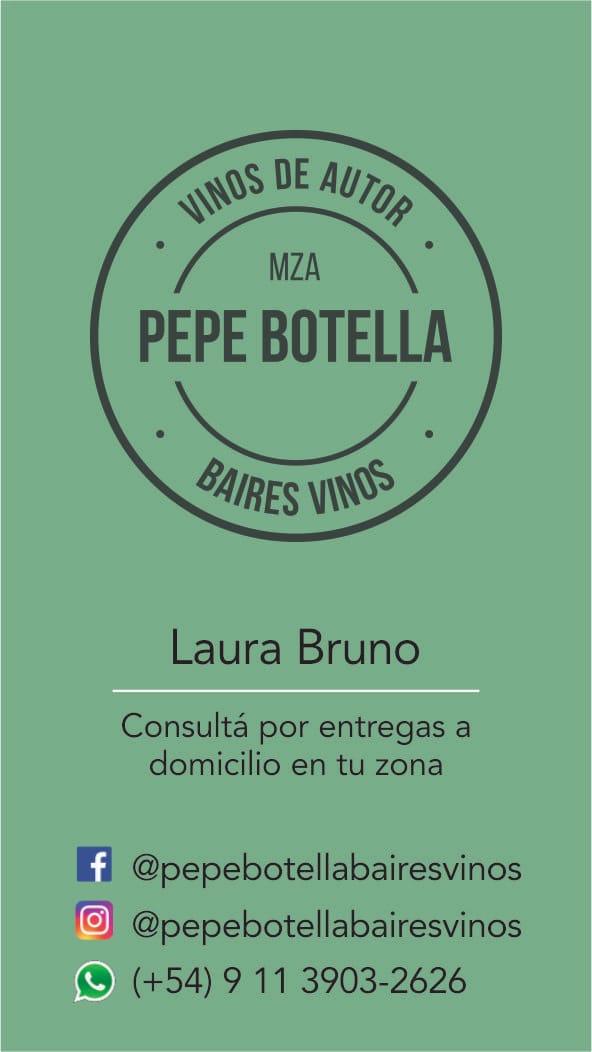 Pepe Botella, vinos