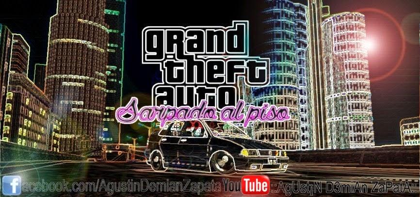 GTA Sarpado al piso
