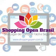 Eu Faço Minhas Compras Seguras no Shopping Open Brasil