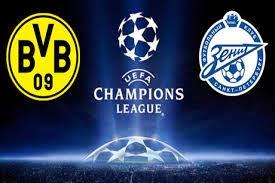 Borussia Dortmund vs Zenit