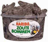 Zoute bommen (of: Salzgurken)
